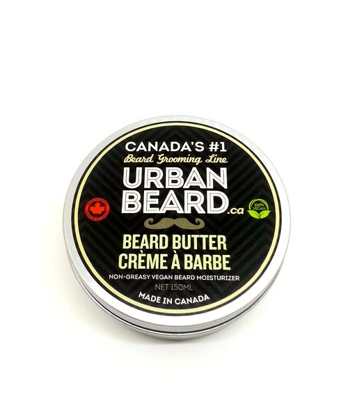 urban beard butter