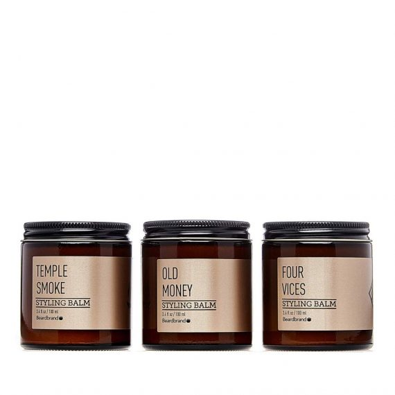 beardbrand styling balm gold