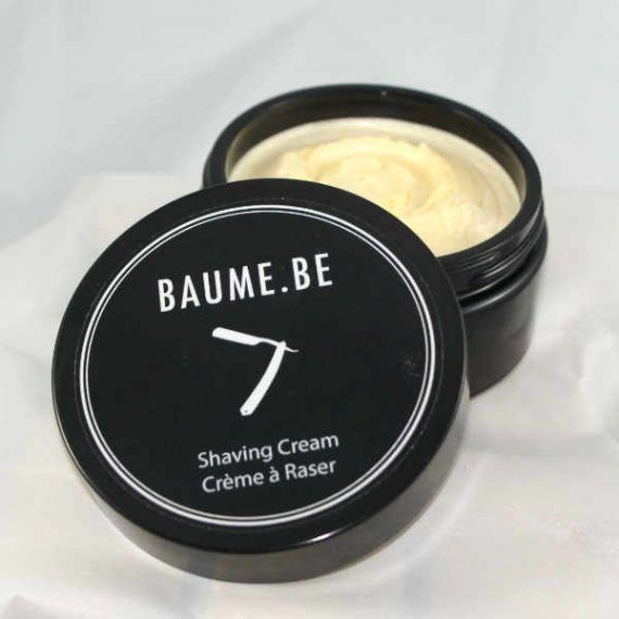 baume.be shave cream
