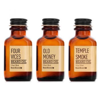 Beardbrand Gold Line Beard oils