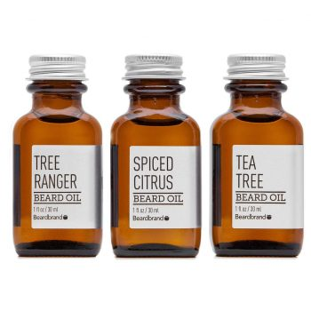 Beardbrand Silver Line oil products Canada