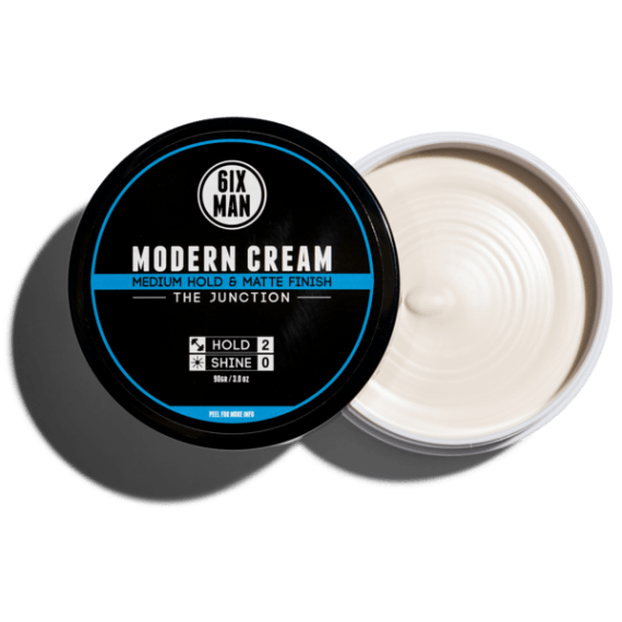 6ixman modern hair cream